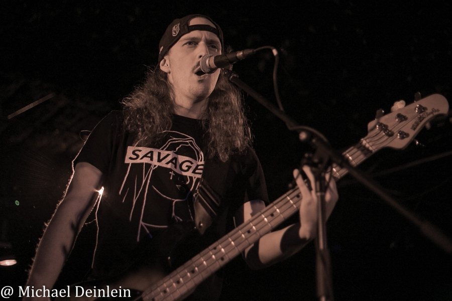 Adelitas Way @ Riverfront Live in Cincinnati, OH   Photo by Michael Deinlein