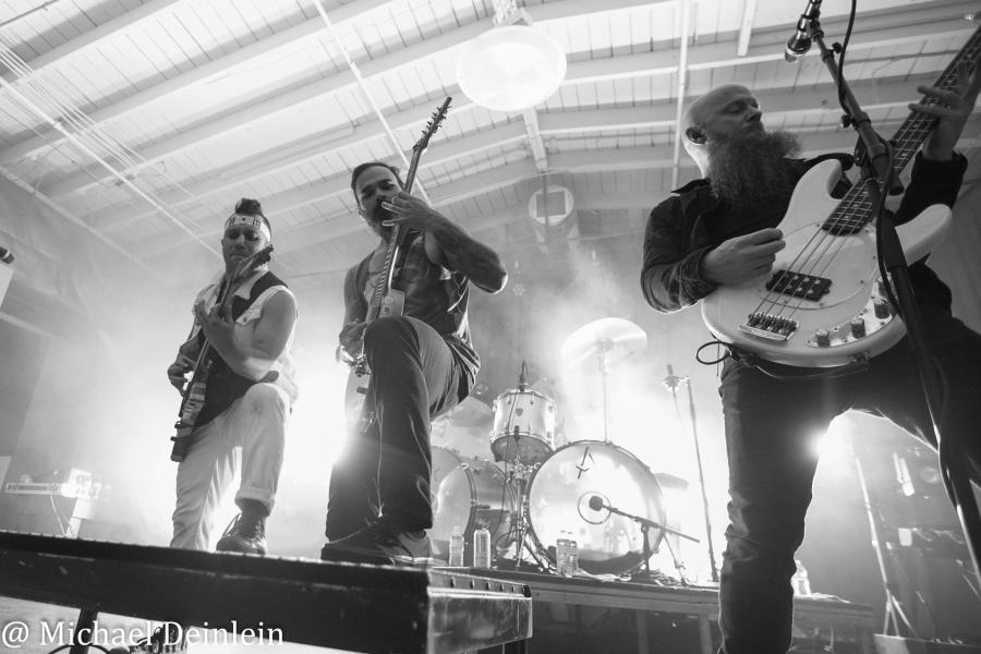 Atreyu @ Manchester Music Hall in Lexington, KY | Photo by Michael Deinlein