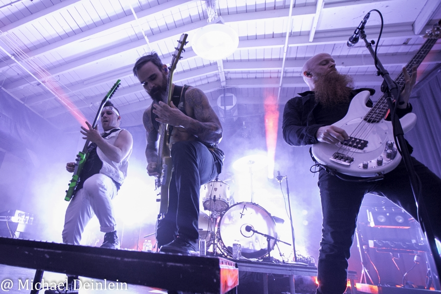 Atreyu @ Manchester Music Hall in Lexington, KY   Photo by Michael Deinlein