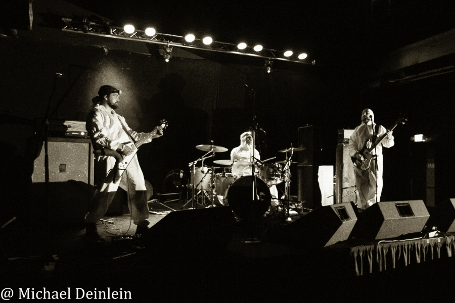 Bad Wires @ The Tiger Room in Louisville, KY | Photo by Michael Deinlein