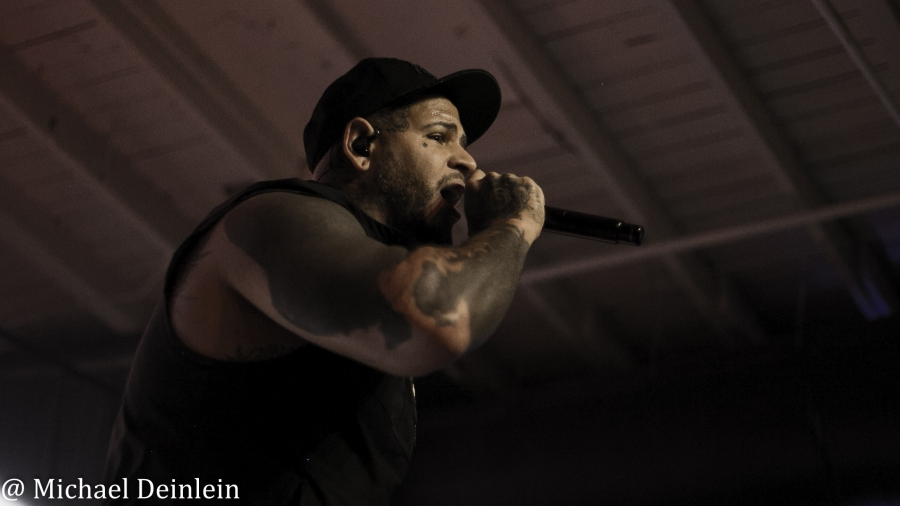 Bad Wolves at Manchester Music Hall in Lexington, KY   Photo by Michael Deinlein