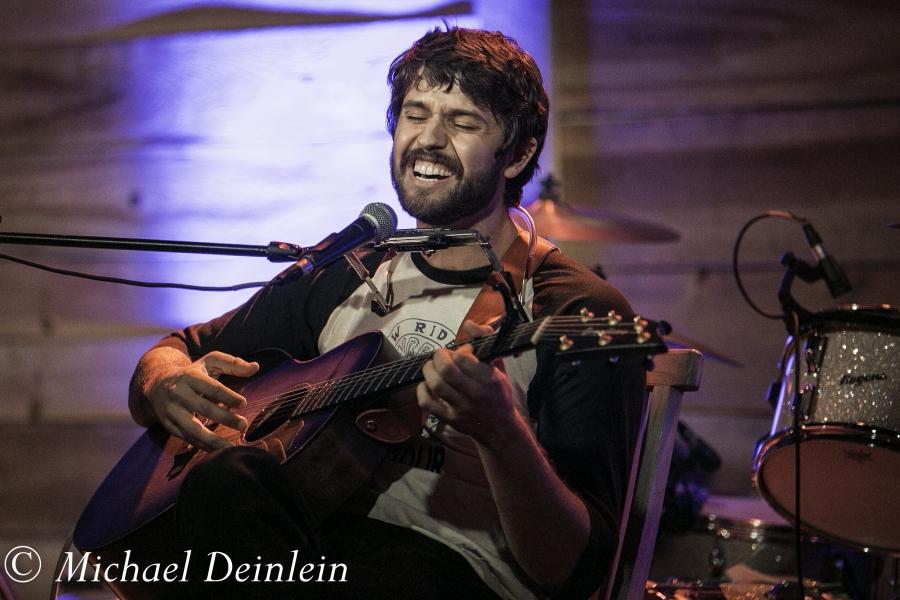 Bendigo Fletcher @ The Burl in Lexington, KY | Photo by Michael Deinlein