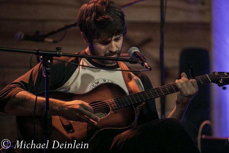 Bendigo Fletcher @ The Burl in Lexington, KY   Photo by Michael Deinlein