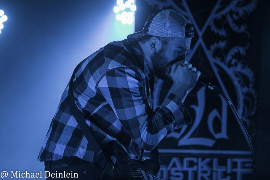 Blacklite District @ Riverfront Live in Cincinnati, OH   Photo by Michael Deinlein