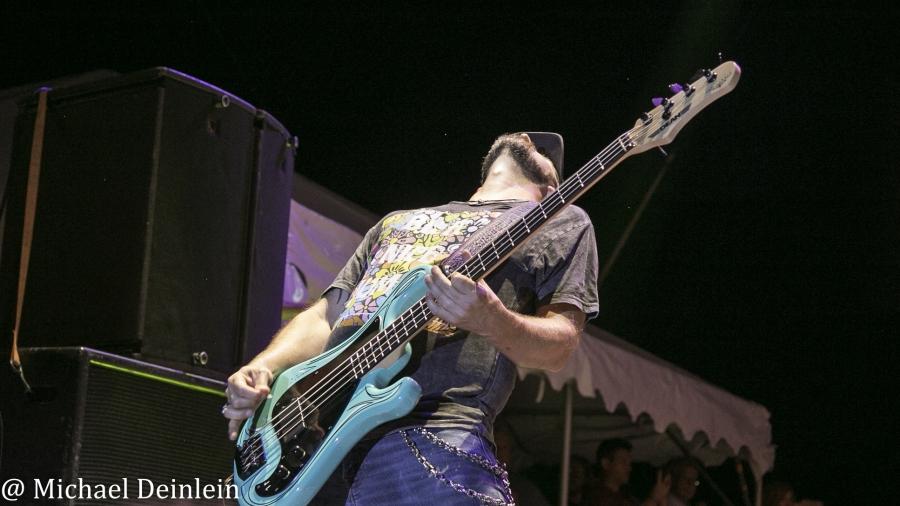 Black Stone Cherry @ The Kentucky State Fair in Louisville, KY | Photo By Michael Deinlein