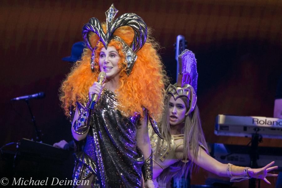 Cher @ The KFC YUM! Center in Louisville, KY  | Photo By Michael Deinlein