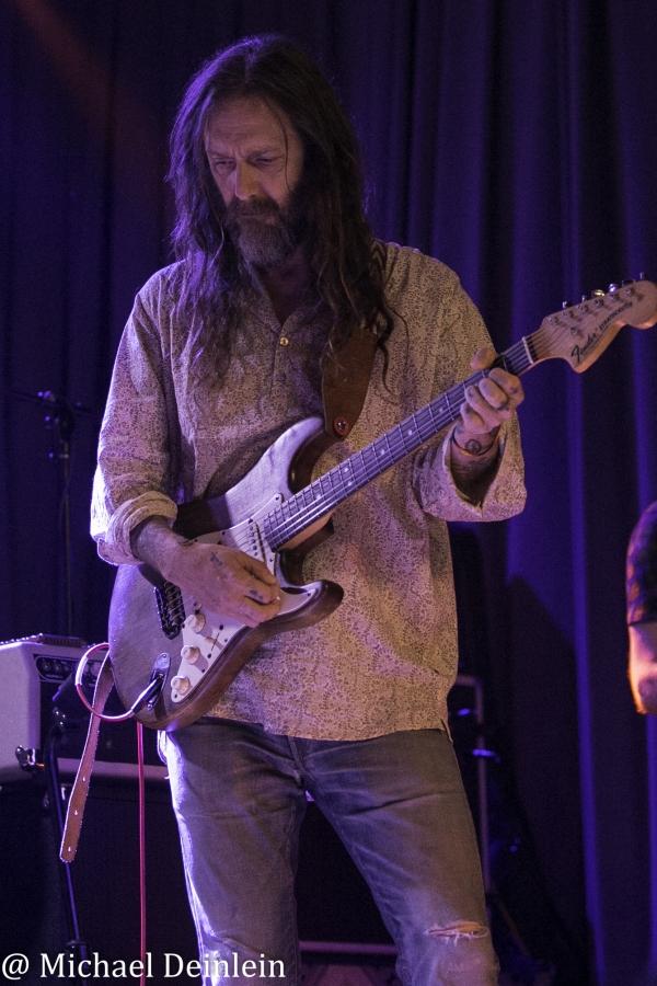 Chris Robinson Brotherhood @ Manchester Music Hall in Lexington, KY   Photo by Michael Deinlein