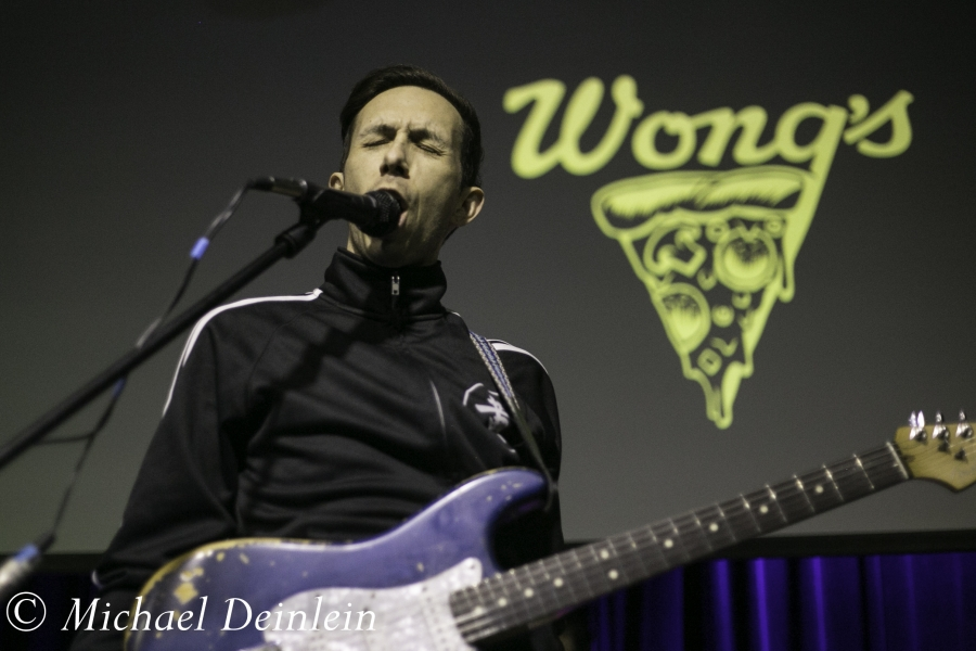 Cory Wong @ Zanzabar in Louisville, KY   photo by Michael Deinlein