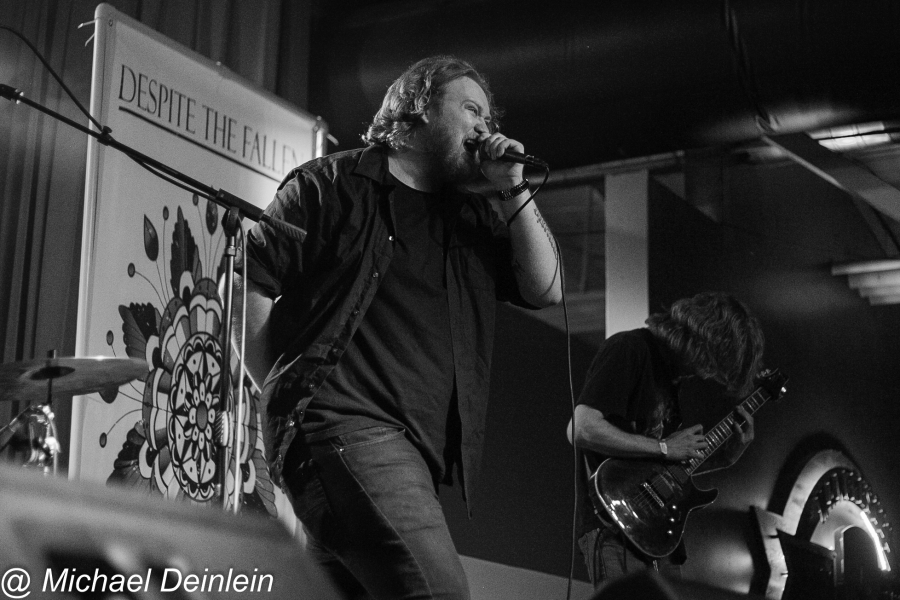 Despite The Fallen at Manchester Music Hall in Lexington, KY   Photo by Michael Deinlein