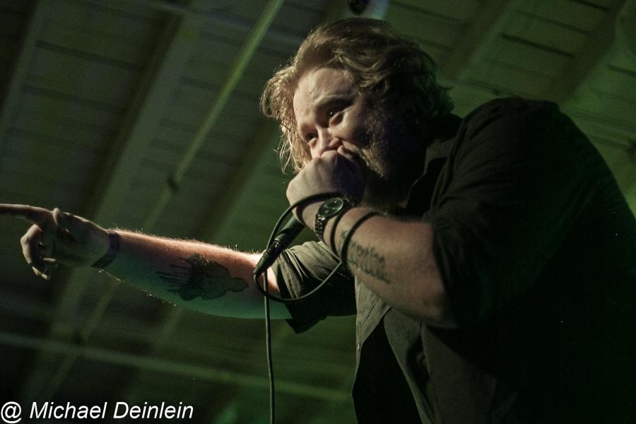 Despite The Fallen at Manchester Music Hall in Lexington, KY | Photo by Michael Deinlein