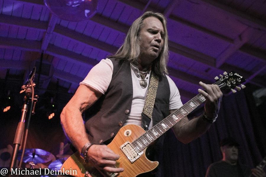 Foghat @ Manchester Music Hall in Lexington, KY | Photo by  Michael Deinlein