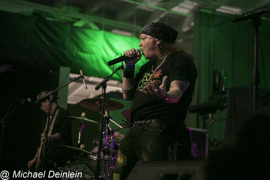Gotcha @ Manchester Music Hall in Lexington, KY   Photo by Michael Deinlein