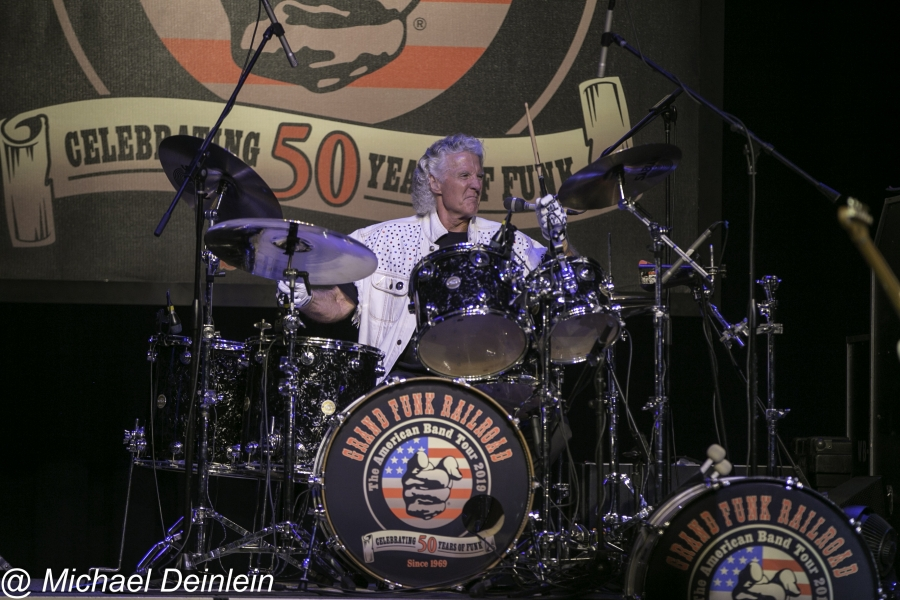 Grand Funk Railroad @ Belterra Casino Resort |Photo by Michael Deinlein