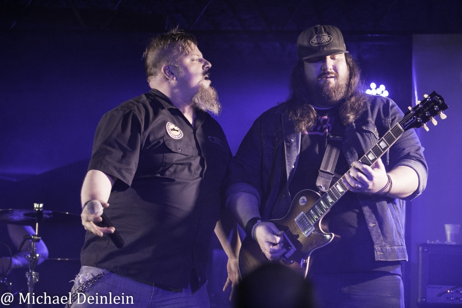 Gravel Switch @ Riverfront Live in Cincinnati, OH   Photo by Michael Deinlein