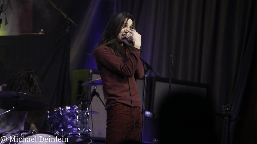 Joyous Wolf @Manchester Music Hall in Lexington, KY | Photo by Michael Deinlein