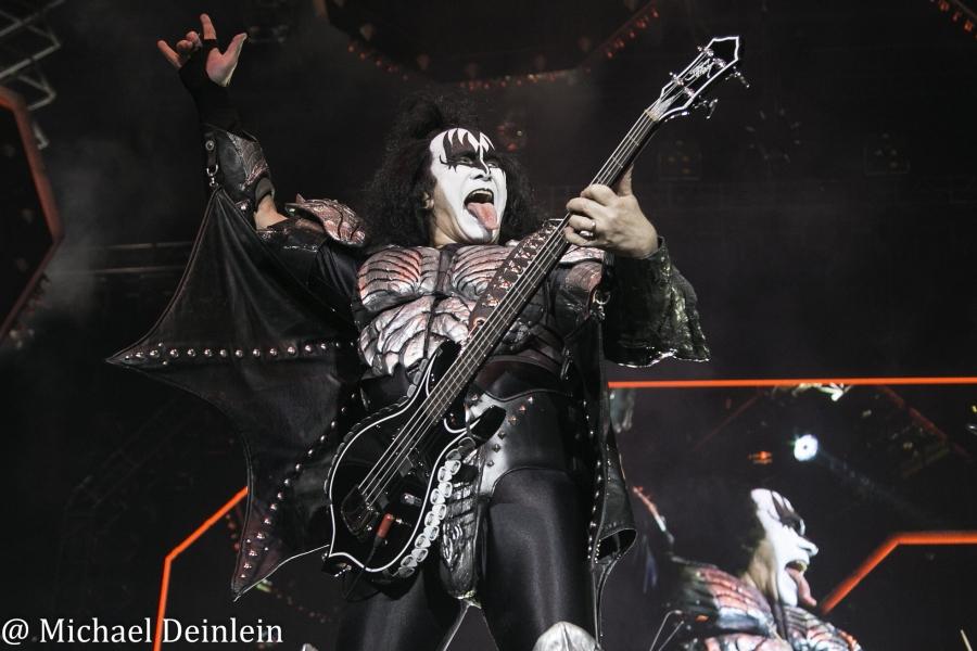 Kiss @ Rupp Arena in Lexington, KY | Photo by Michael Deinlein