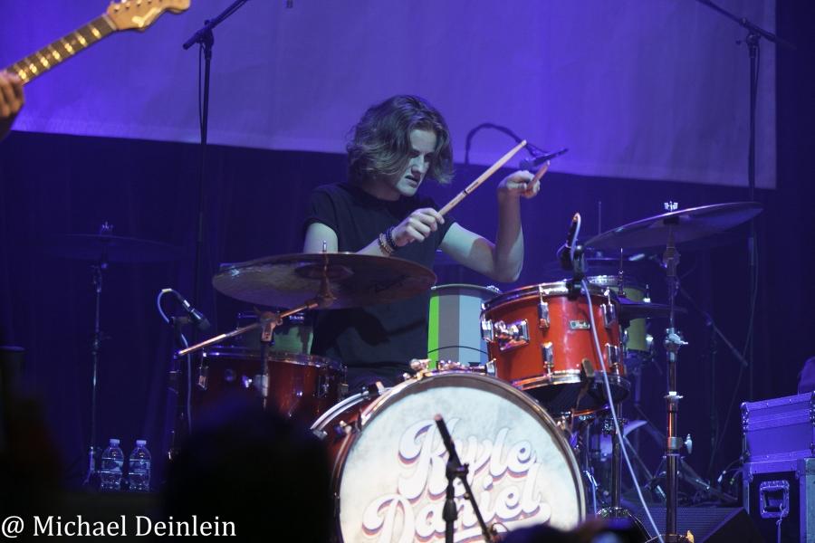 Kyle Daniel @ The Mercury Ballroom in Louisville, KY | Photo by Michael Deinlein
