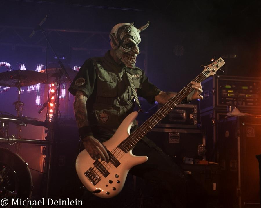 Mushroomhead @ Riverfront Live in Cincinnati, OH | Photo by Michael Deinlein