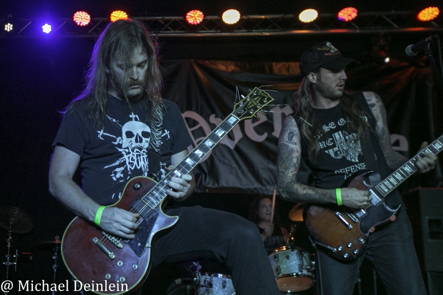 Overdose @ The Tiger Room in Louisville, KY | Photo by Michael Deinlein
