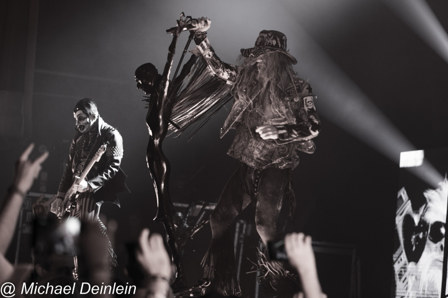 Rob Zombie @ The Louisville Palace in Louisville, KY | Photo by Michael Deinlein-1