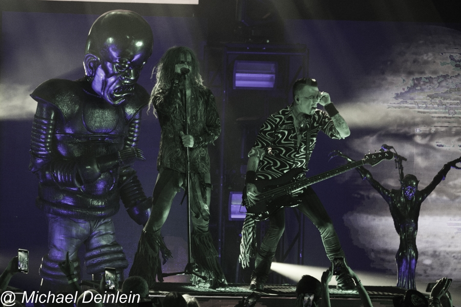 Rob Zombie @ The Louisville Palace in Louisville, KY | Photo by Michael Deinlein