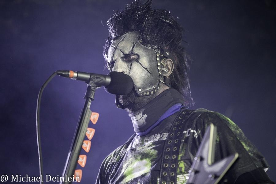 Static-X @ Riverfront Live in Cincinnati, OH | Photo by Michael Deinlein