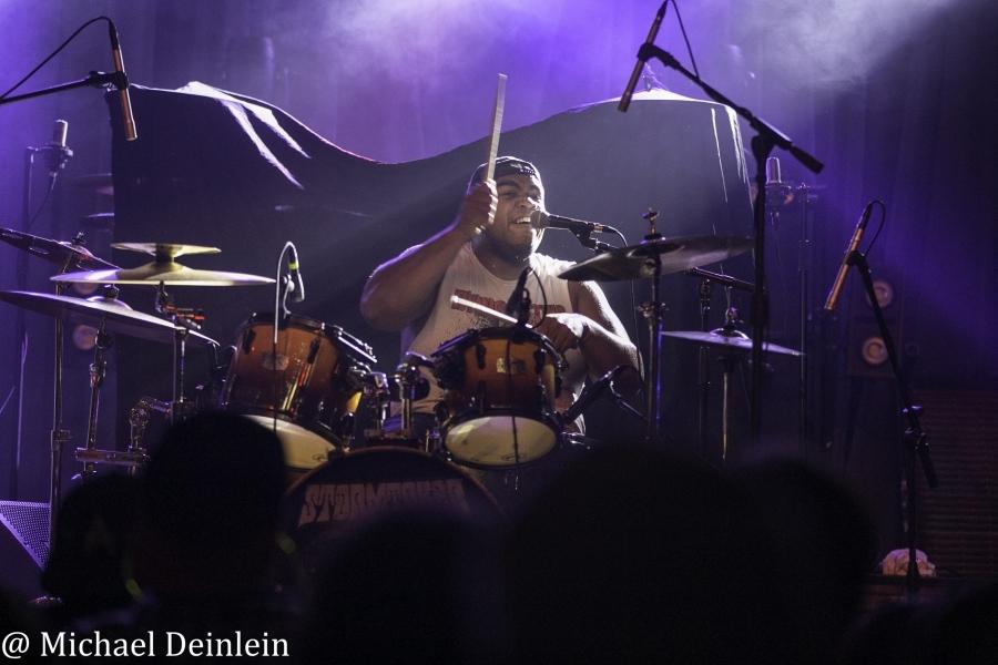 Stormtoker @ Manchester Music Hall in Lexington, KY | Photo by Michael Deinlein