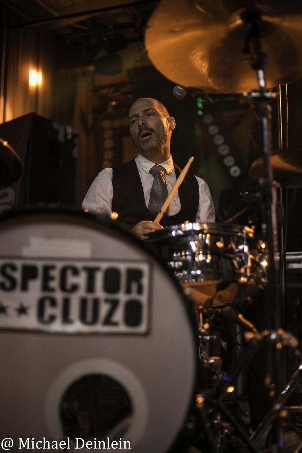 The Inspector Cluzo @ Manchester Music Hall in Lexington, KY | Photo by Michael Deinlein