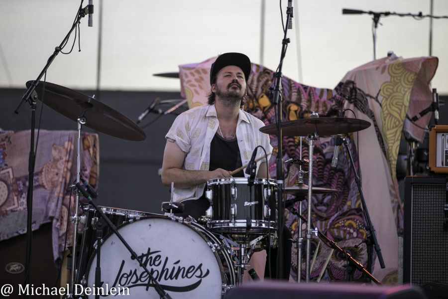 The Josephines @ The Kentucky State Fair in Louisville, KY | Photo By Michael Deinlein