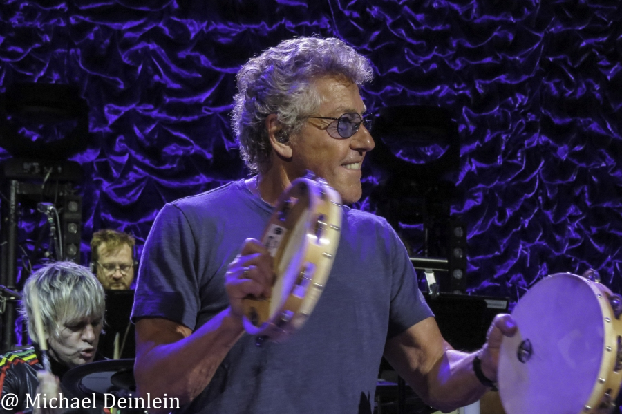 The Who @ The Blossom Music Center in Cuyahoga Falls, OH | Photo by Michael Deinlein