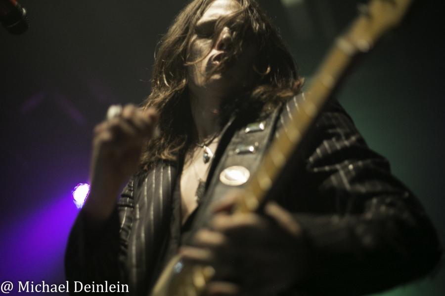 Tyler Bryant and The Shakedown @ The High Watt in Nashville, TN | Photo by Michael Deinlein