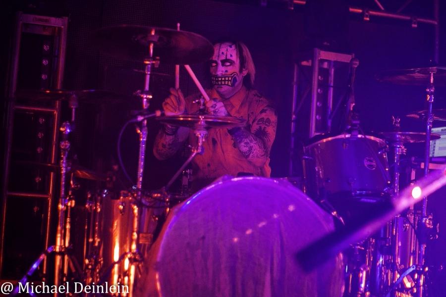 Wednesday 13 @ Riverfront Live in Cincinnati, OH | Photo by Michael Deinlein