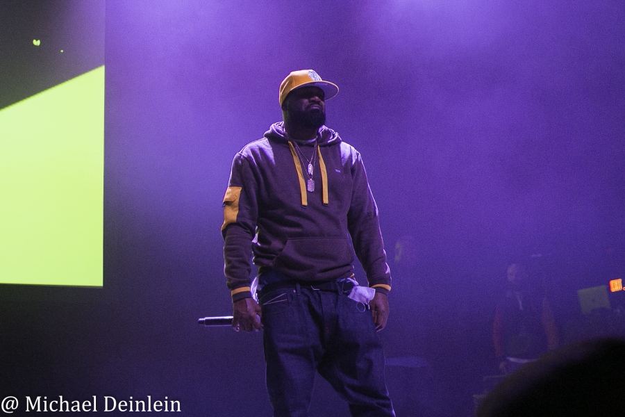 Wu-Tang  Clan @ Old Foresters Paristown Hall in Louisville, KY  | Photo by Michael Deinlein