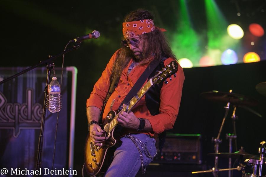 Wyld Ryde @ Bourbon Hall in Louisville, KY   Photo by Michael Deinlein